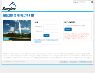 energizerandme.com screenshot