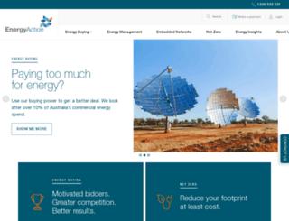 energyaction.com.au screenshot