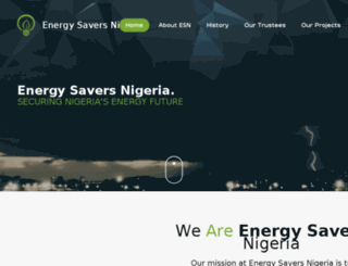 energysavers.com.ng screenshot