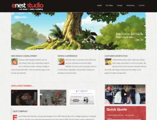 enest.net screenshot