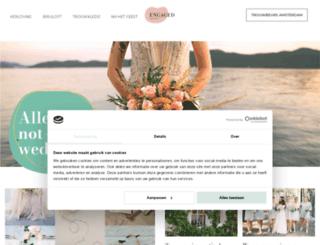 engaged.nl screenshot