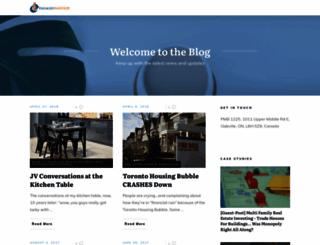 engagedinvestor.ca screenshot