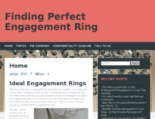engagement-rings-tips.com screenshot