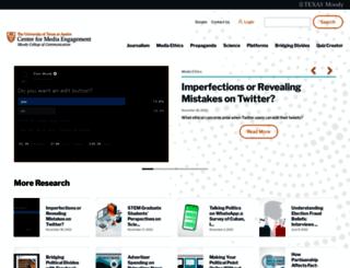 engagingnewsproject.org screenshot