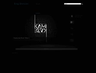 engdancer.blogspot.com screenshot