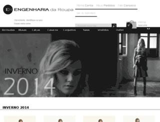 engenhariadaroupa.webvenda.com screenshot