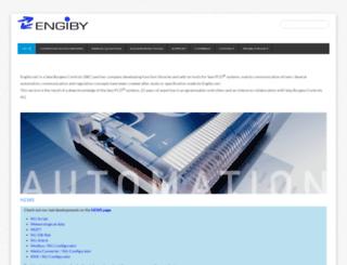 engiby.ch screenshot