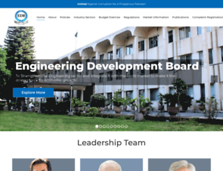 engineeringpakistan.com screenshot