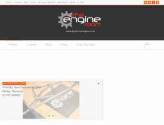 engineroomgym.co.uk screenshot