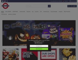 english-shop.de screenshot