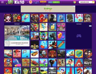 english.kiz10.com screenshot