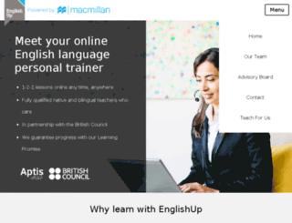 englishstep.com screenshot