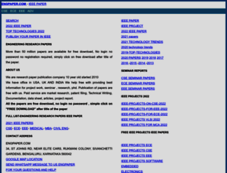 engpaper.com screenshot