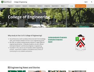 engr.usask.ca screenshot