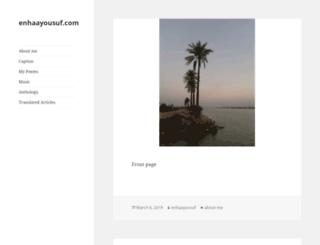 enhaasefo.com screenshot