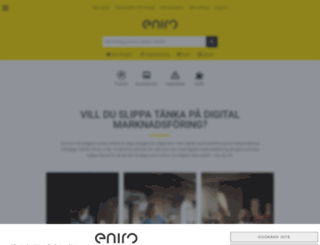 eniro.com screenshot