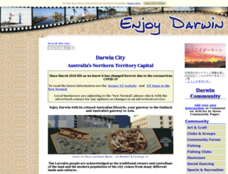 enjoy-darwin.com screenshot