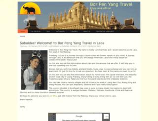 enjoy-laos.com screenshot