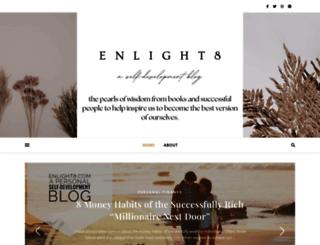 enlight8.com screenshot