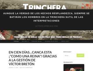 enmitrincheradelucha.wordpress.com screenshot