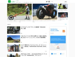 ennori.jp screenshot
