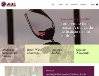 enologia.org.br screenshot