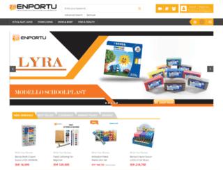 enportu.com screenshot