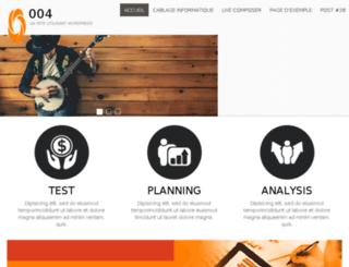 enprojet.com screenshot