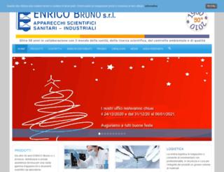 enrico-bruno.it screenshot