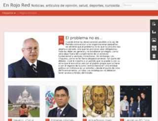enrojoysinrodeo.com screenshot