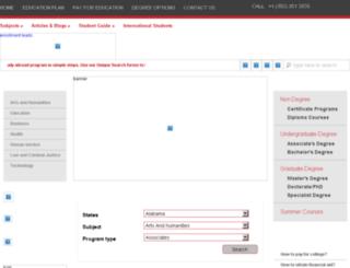 enrollmentleads.com screenshot