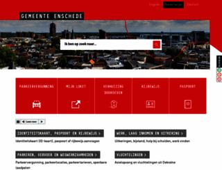enschede.nl screenshot