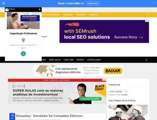 ensinandoeletrica.blogspot.com.br screenshot