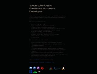 ensisoft.com screenshot