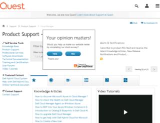 enstratius.com screenshot