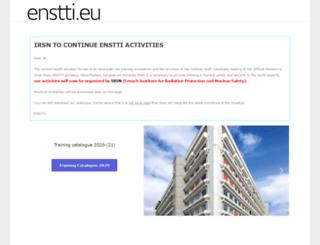 enstti.eu screenshot