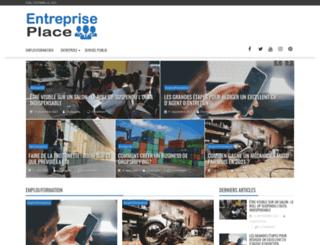 ent-place.fr screenshot