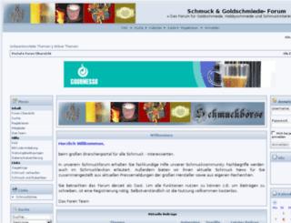 entdecke-schmuck.eu screenshot