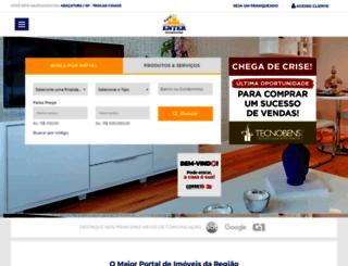 enterimoveis.com.br screenshot