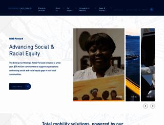 enterpriseholdings.com screenshot
