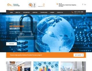enterprisetl.com screenshot
