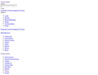 entertainment.kaboose.com screenshot