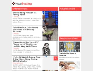 entertainment.nowbuzzing.com screenshot