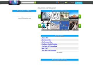 entertainmentrings.com screenshot