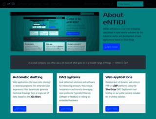 entidi.com screenshot
