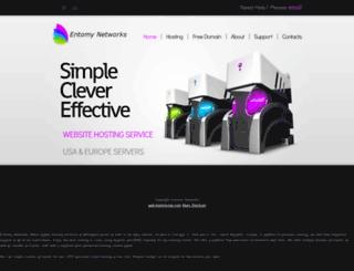 entomy.com screenshot