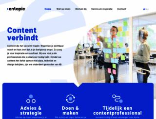 entopic.com screenshot