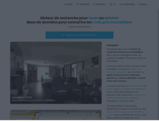 entreparticuliers.com screenshot