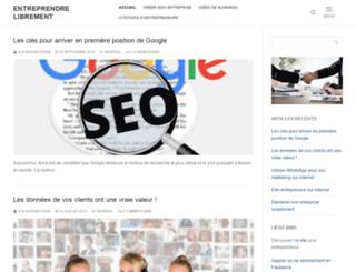 entrepreneur-internet.com screenshot