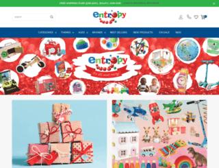 entropy.com.au screenshot